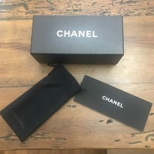 Chanel sunglass box with Dustbag